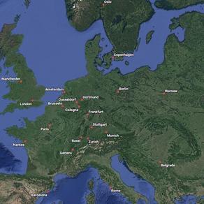 Promet tri najaktivnije hrvatske zračne luke ovog vikenda