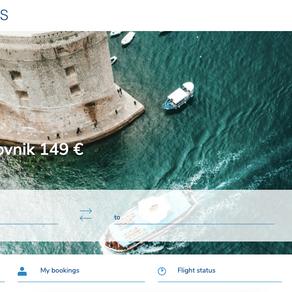 Croatia Airlines uskoro nudi novitete na svojim web stranicama
