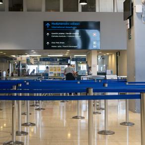 Kroz 7 zračnih luka u rujnu prošlo tek nešto više od 200 tisuća putnika!