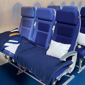 Lufthansa testira opciju uvođenja ležajeva u ekonomskoj klasi na dugim letovima