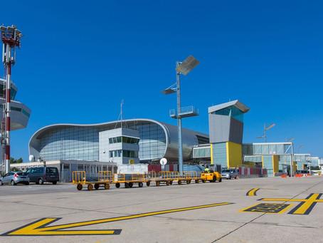 Last weekend in September this year at Dubrovnik Airport