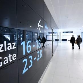 Promet tri najaktivnije hrvatske zračne luke posljednjeg vikenda u veljači