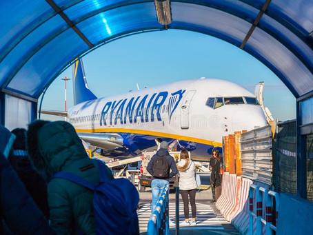 Ryanair u studenome prebacuje letove sa Ciampina na Fiumicino