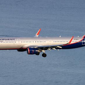 Ruski Aeroflot i u listopadu u Puli, Dubrovniku i Splitu!