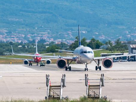 Pojačan promet u Zračnoj luci Split prvog vikenda u lipnju