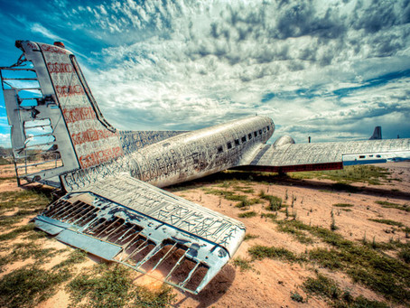 Koliko traje životni vijek zrakoplova i gdje završavaju stari zrakoplovi?
