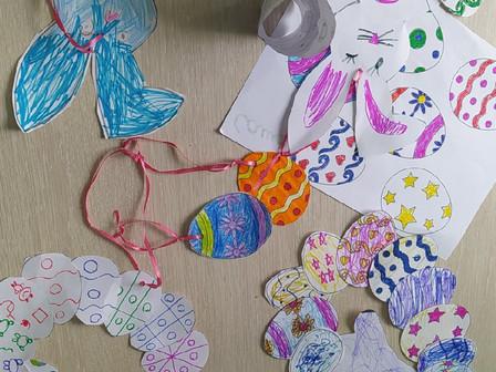 Пасхальный праздник  для детей и взрослых