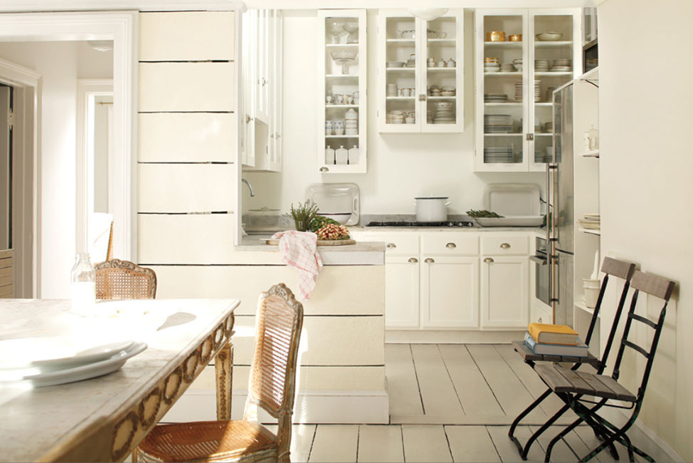 Interior Paint: Kitchen