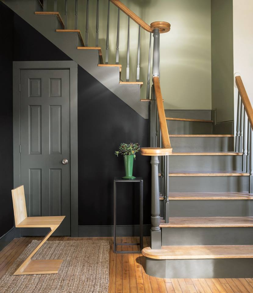 Interior paint Hallway