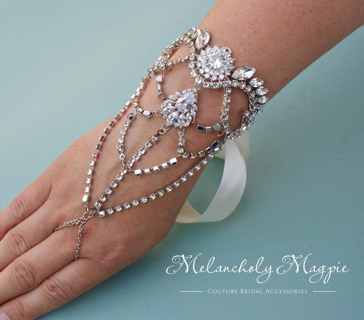 Bespoke wrist/hand piece
