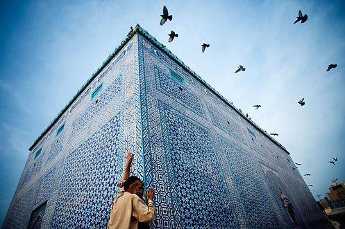 Shah Yusuf gardez shrine near hotel sindbad multan