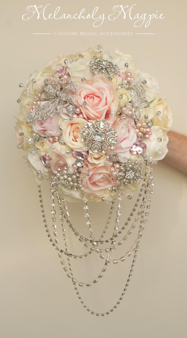Bespoke gatsbys fancy bouquet
