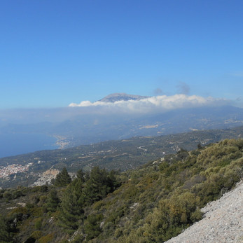 Exploring Samos: Agios Isidoros and Drakei