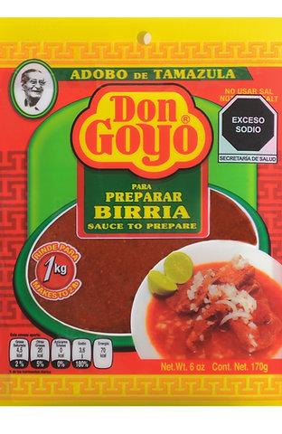 Salsa para Birria