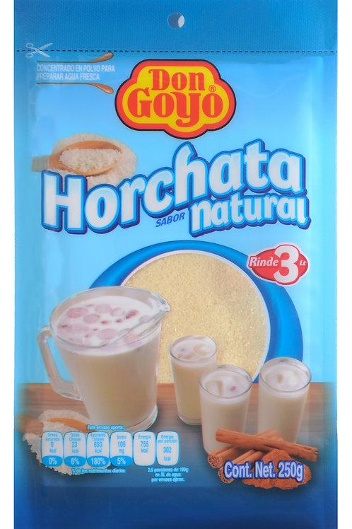 Horchata sabor Natural