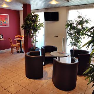 Hotel in Loire-Atlantique - Hotel 2 stars, open 7/7