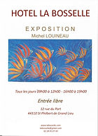 Exposition Michel Louineau