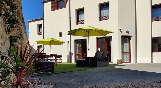 Jardin Hotel La Bosselle