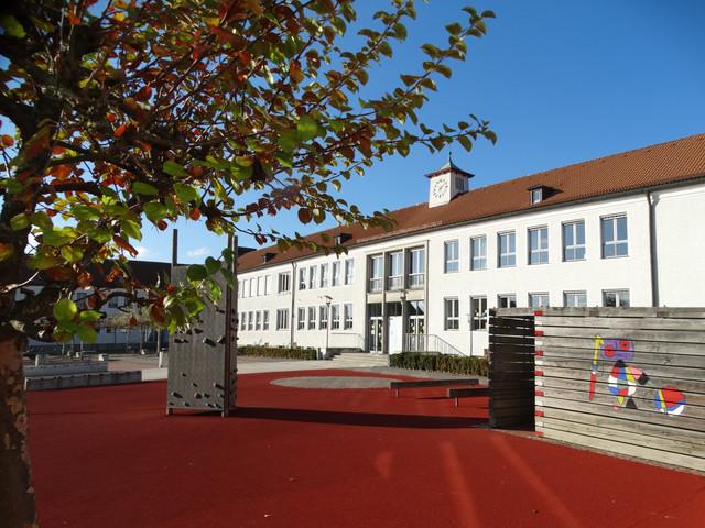 Pausenhof Marien-Grundschule Tirschenreuth