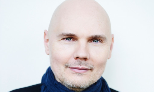 BILLY CORGAN SPEAKS WITH THE GUARDIAN
