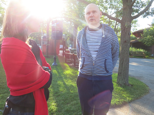 CHICAGONOW: Q+A WITH BILLY CORGAN