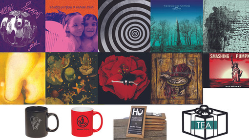 SPECIAL HOLIDAY PUMPKINS VINYL PACKAGES NOW AVAILABLE AT MADAME ZUZU'S ONLINE STORE!