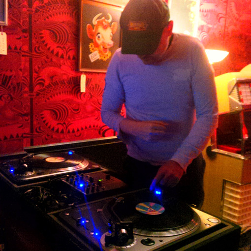 DJ IVORY TOWER aka BC SPINS TONIGHT AT MADAME ZUZU'S 9PM-11PM