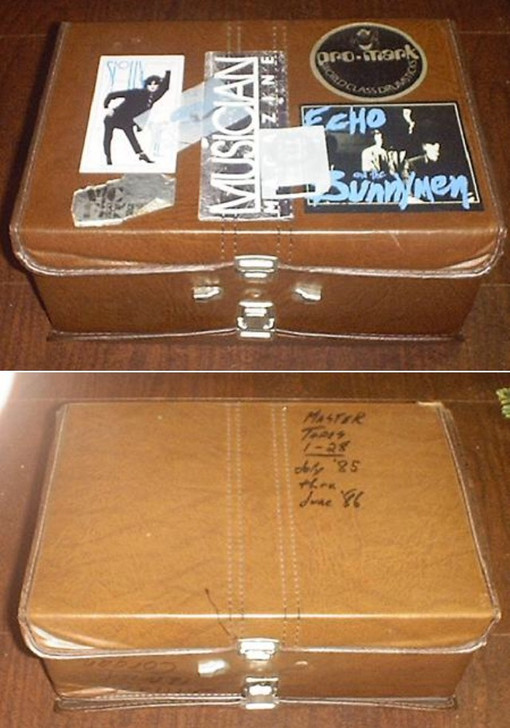 Memorabilia Monday: The Early Years Suitcases