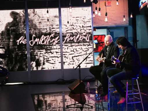 IN CASE YOU MISSED IT: WATCH SMASHING PUMPKINS ON GOOD MORNING AMERICA HERE!