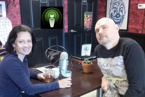 THE DINNER PARTY: TEA + CONVERSATION WITH BILLY CORGAN