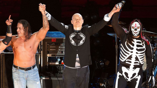 FOX SPORTS: Smashing Pumpkins' Billy Corgan brings big beat to TNA Impact Wrestling