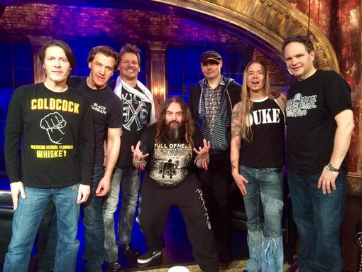 """BILLY CORGAN FEATURED ON """"THAT METAL SHOW VH1"""" THIS SATURDAY! ALSO..."""