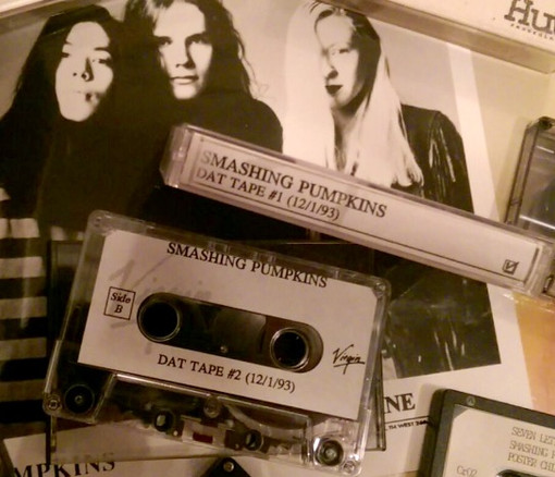 Memorabilia Monday: DAT Tape #1 (12/1/93)