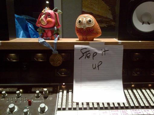 STEP IT UP / SP ALBUM UPDATE
