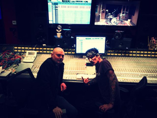 NEWS ON TOMMY LEE PLAYING ON 'MONUMENTS TO AN ELEGY' / SP ALBUM UPDATE