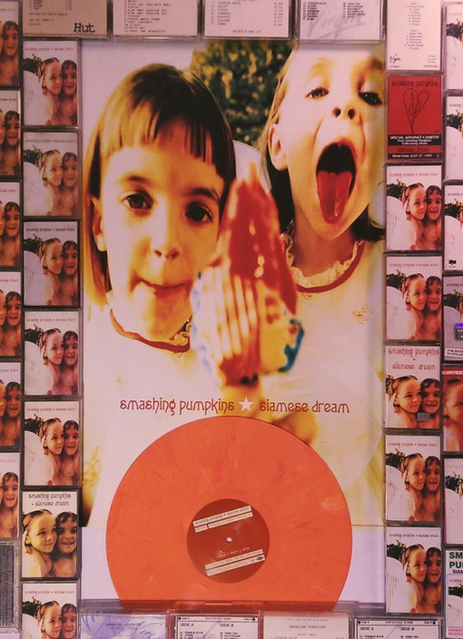 Memorabilia Monday: Siamese Dream