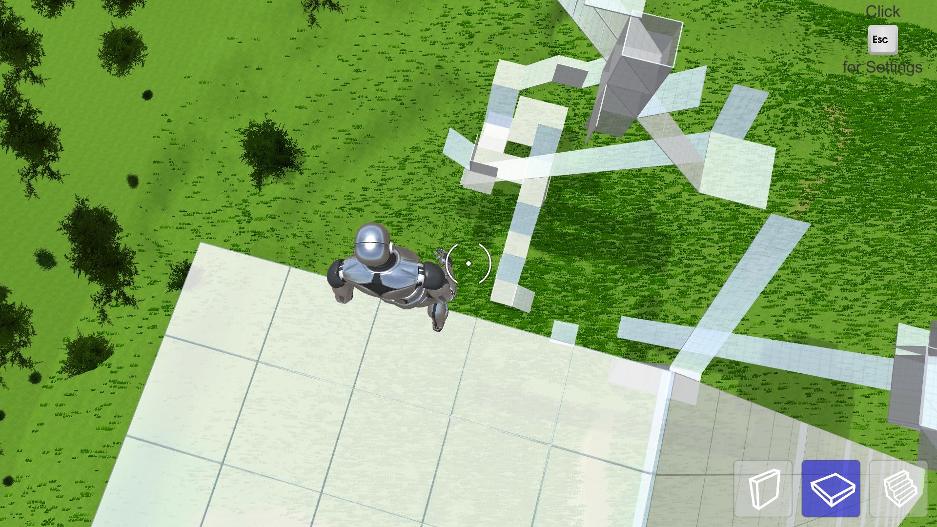 don t afraid to fall - just build fortnite simulator