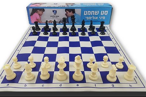 סט שחמט מיני אולימפי