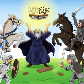 ללמד שחמט באמצעות סיפורי אגדות