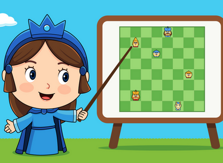 Teaching Chess Virtually? That's why you need ChessMatec!