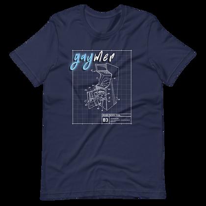 Unisex Gaymer T-Shirt