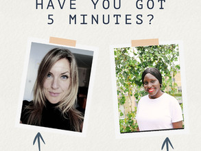 Have you got 5 minutes?
