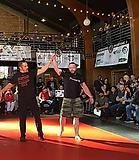 No Gi Brazilian Jiu-Jitsu Coach Bryan Morgan