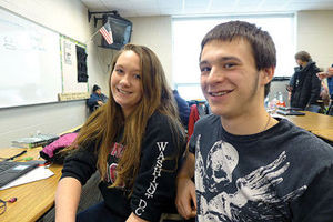 A year in transition for students - alternative options at Mason County Central... LDN