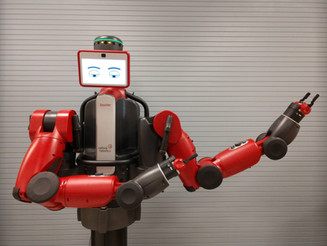 Baxter the Robot Brings Lessons to G2S