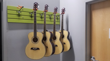 Community Helps G2S Start Music Program, Guitars Among Gifts to Gateway to Success Academy
