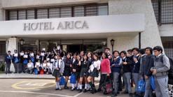 Jóvenes de Arica en Jornada de Innovación