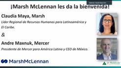 Estudiantes descubren su vocación junto a Marsh McLennan y JA Americas