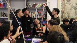 Alumnos de Puente Alto crean innovadores proyectos con apoyo de Burger King