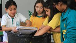 """Estudiantes de Las Condes protegen el ambiente con el programa """"AEMA"""""""